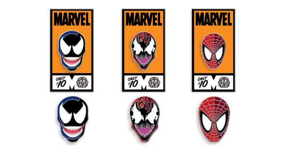 Mondo Venom Pins