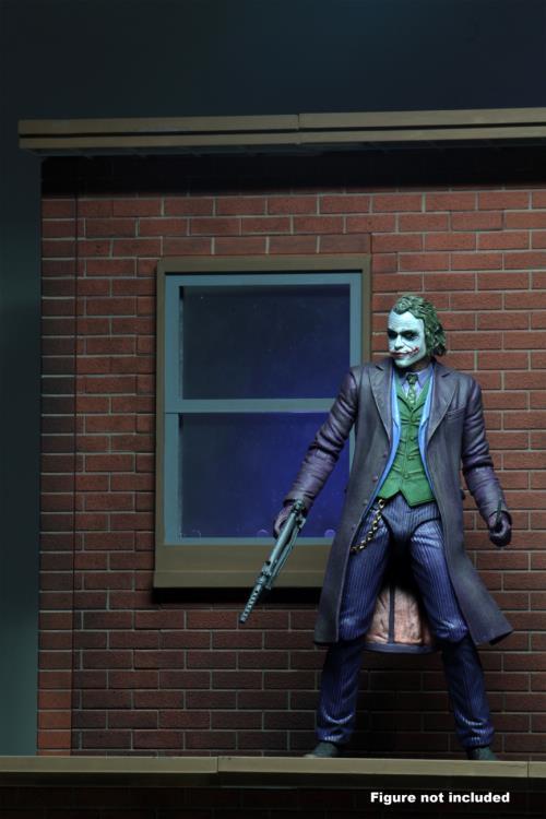 NECA Street Scene Diorama 8