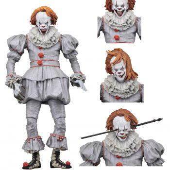 NECA Well House IT Pennywise Figure 1