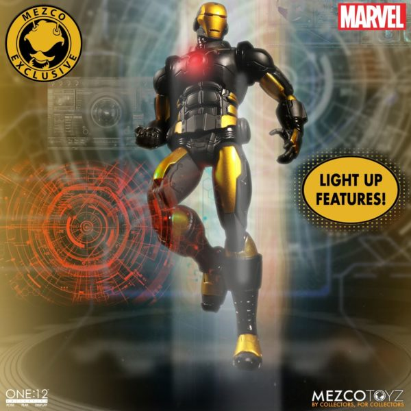 One 12 Collective Mark 42 Iron Man 1