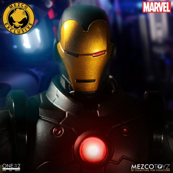 One 12 Collective Mark 42 Iron Man 8