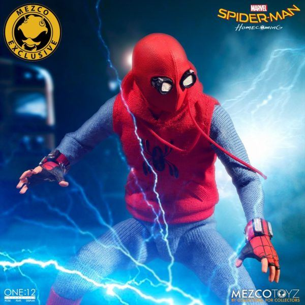 One-12 Collective Spider-Man Homcoming Homemade Suit 8