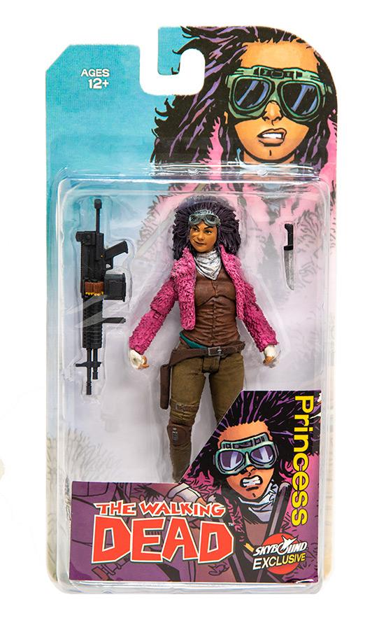 Princess Action Figure (Color)
