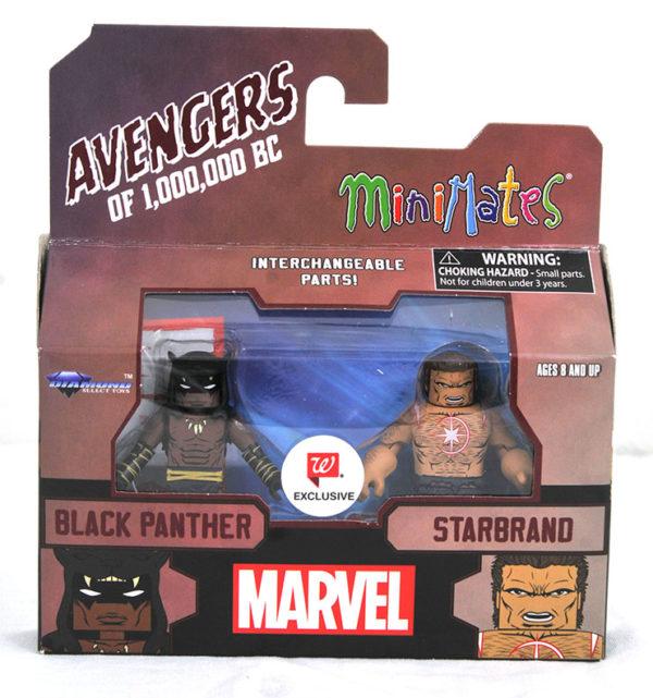 Avengers 1,000,000 Minimates Packaged 1