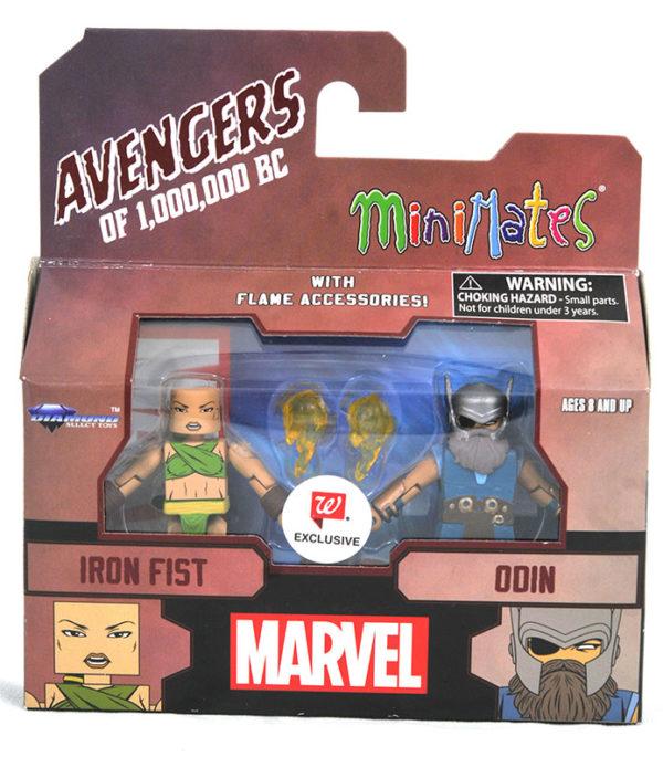 Avengers 1,000,000 Minimates Packaged 4