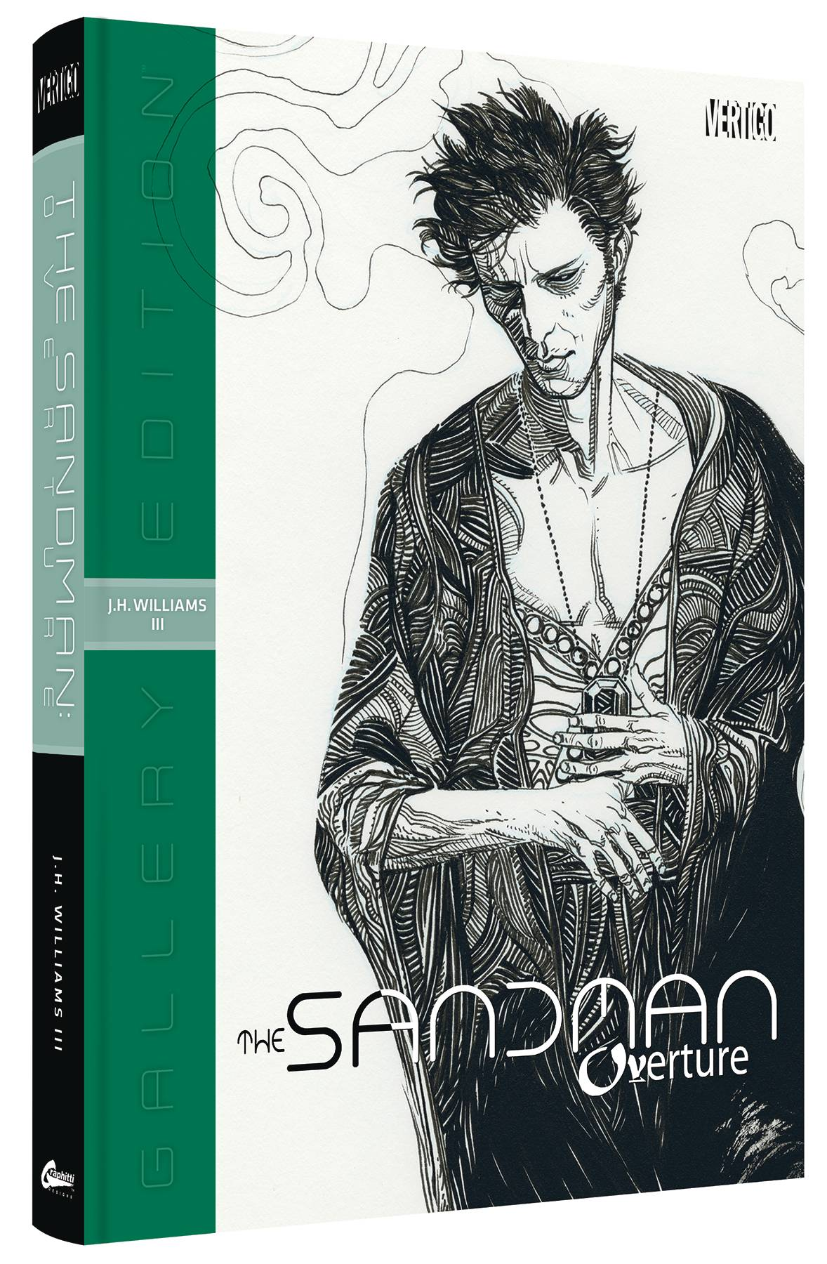 DC Comics Cancels All Orders for Sandman: Overture Gallery Edition - For Now - Bleeding Cool News And Rumors