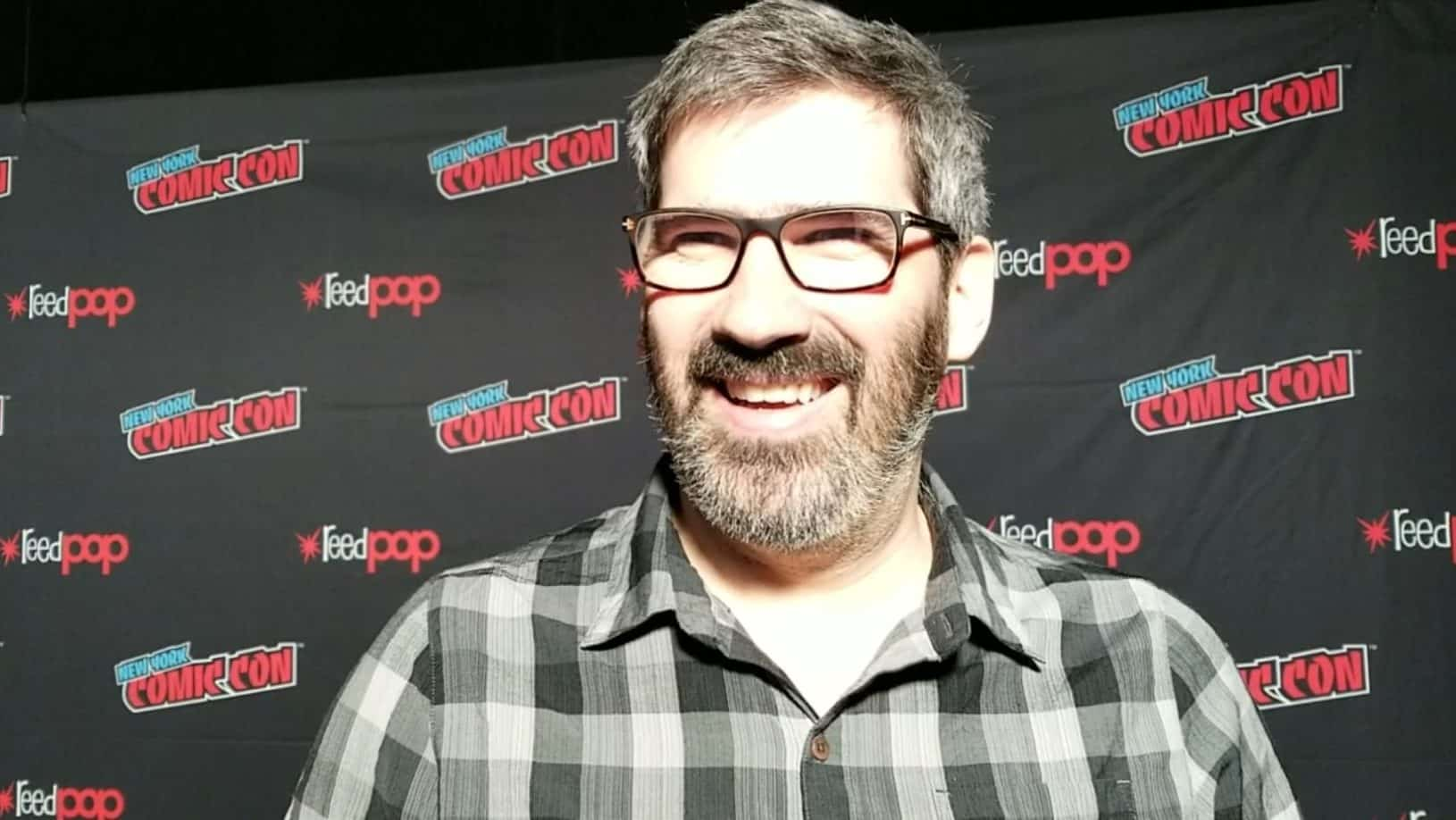 Mortal Engines: Christian Rivers Talks Peter Jackson Mentoring Him at NYCC - Ble...