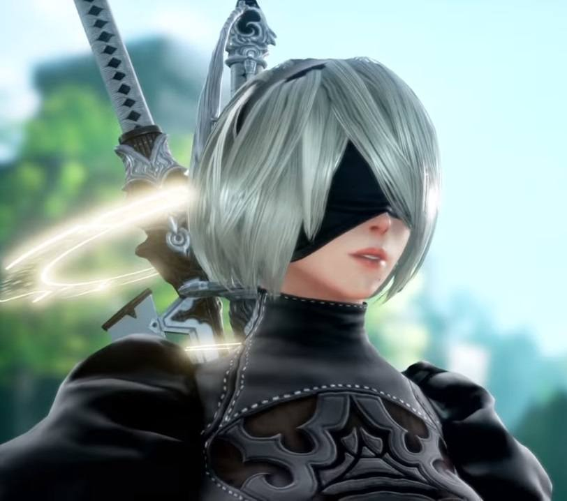 Nier Automata's 2B Has Been Added to SoulCalibur VI