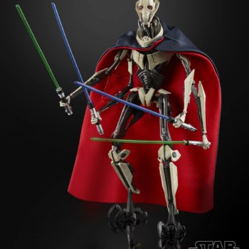 Star Wars The Black Series 6-inch General Grievous Figure 2