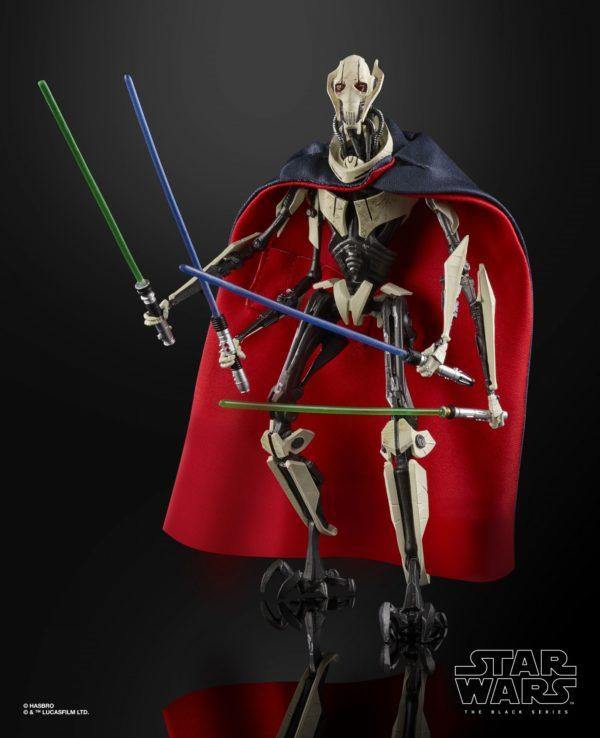 Star Wars The Black Series 6-inch General Grievous Figure 2