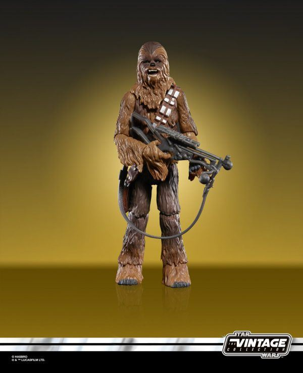 Star Wars The Vintage Collection Chewbacca Figure