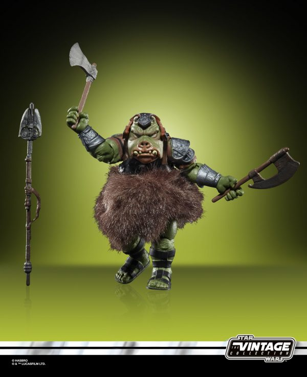 Star Wars The Vintage Collection Gamorrean Guard Figure 2 Fan Channel Exclusive