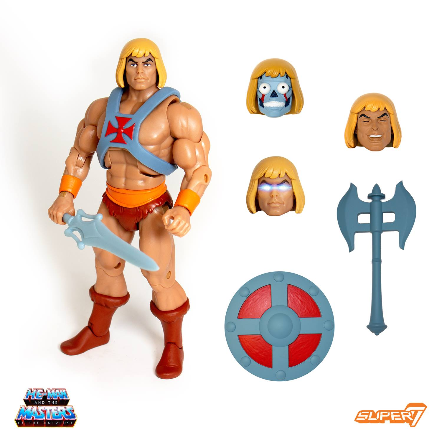 Super7 Masters of the Universe Club Grayskull Ultimate Figures 2