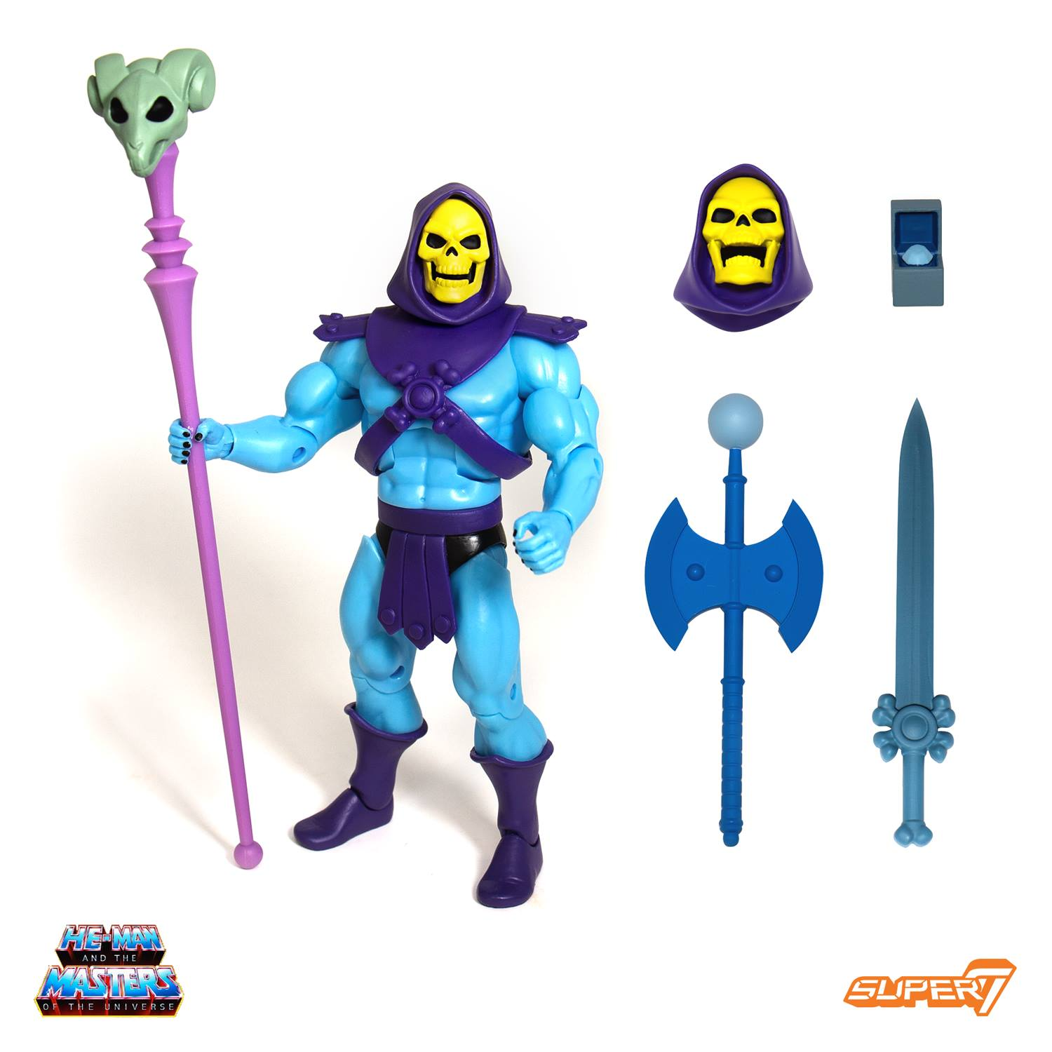 Super7 Masters of the Universe Club Grayskull Ultimate Figures 3