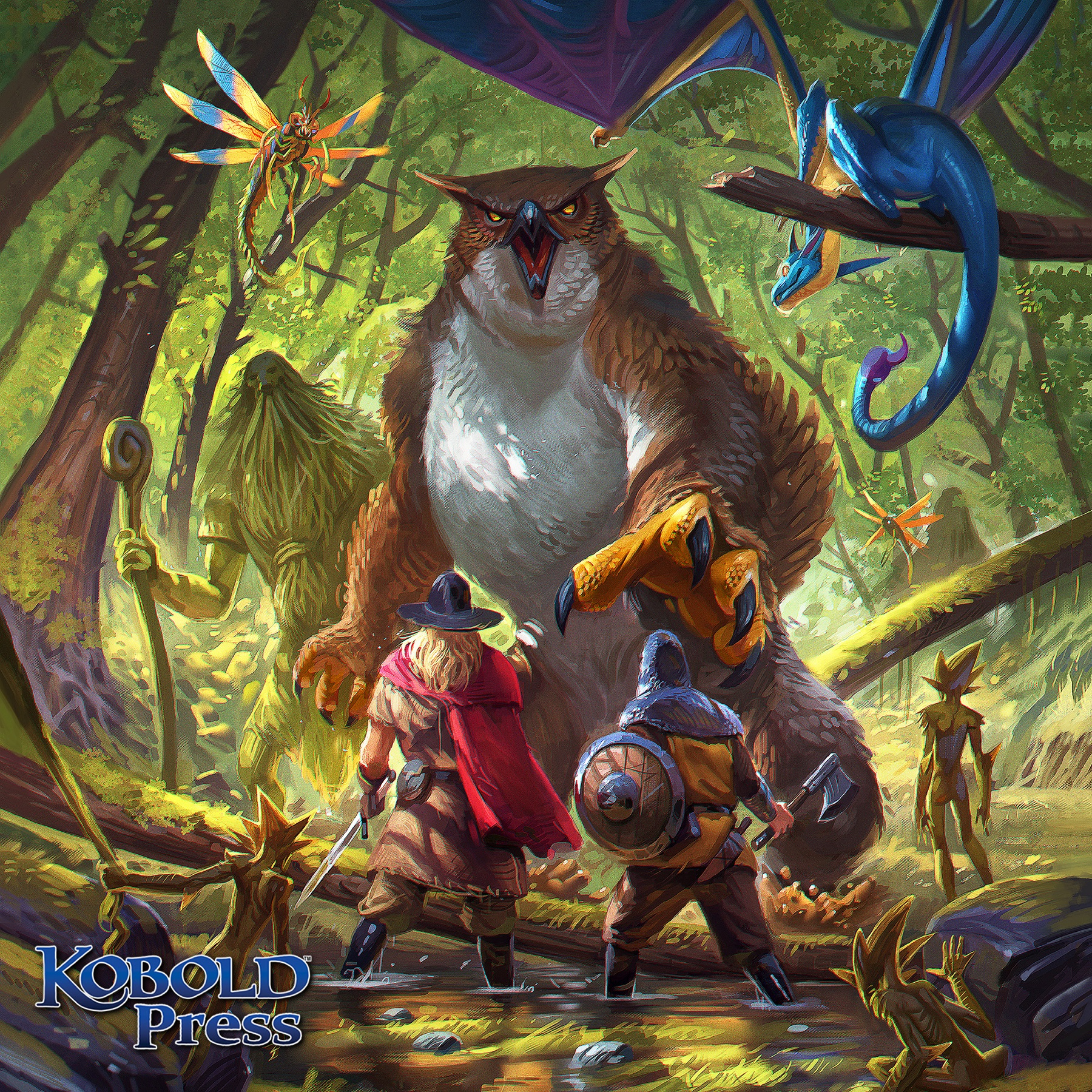Kobold Press Successfully Funds D&D 5E Version of Tales of