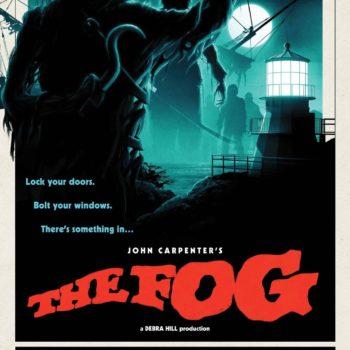 The Fog by Matt Ferguson Poster
