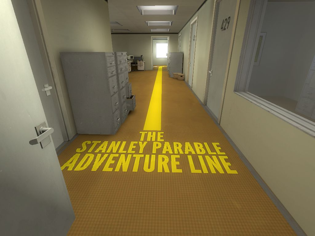 The Stanley Parable Now Unlocks a Specific Anniversary Achievement