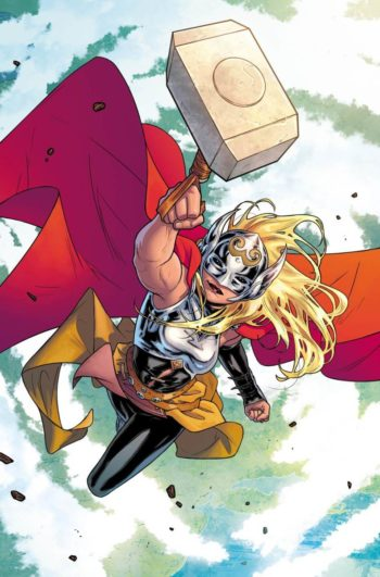 """Thor 4"" Could Possibly Include a Breast Cancer Storyline for Jane Foster"