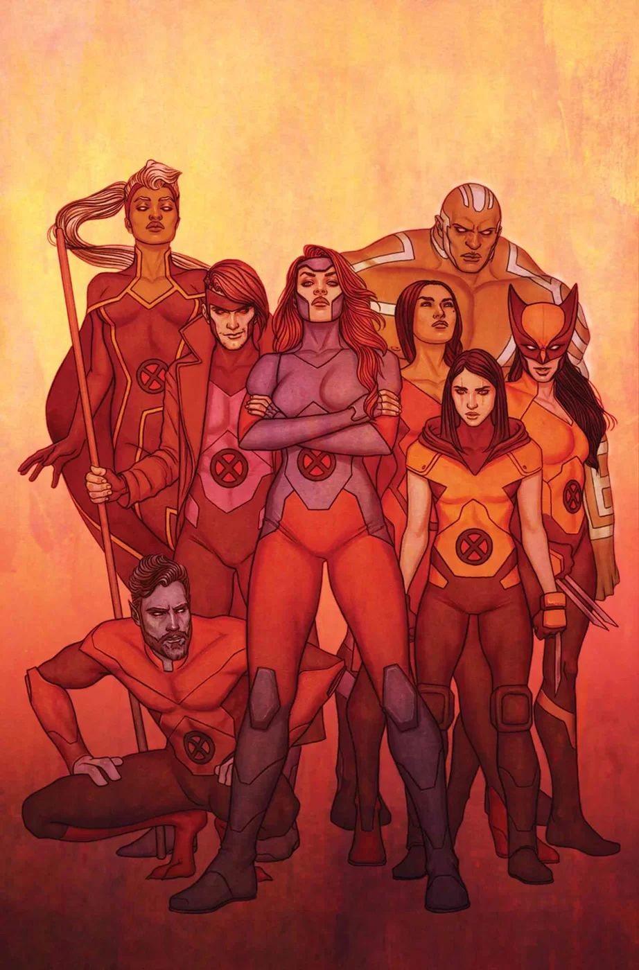 It's Official: X-Men Red Stealth-Canceled with December's X-Men Red #11 - Bleedi...