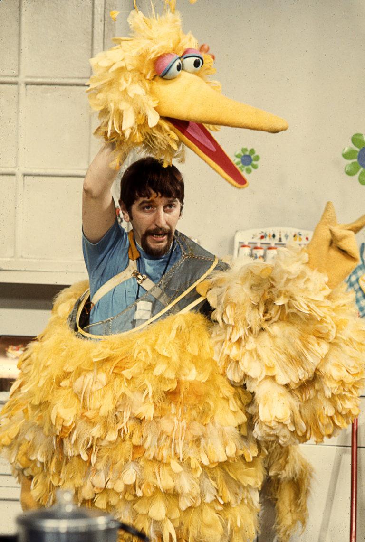 Sesame Street: Library of Congress Honors 50 Years (50! Ah-Ah-Aaahhh!)