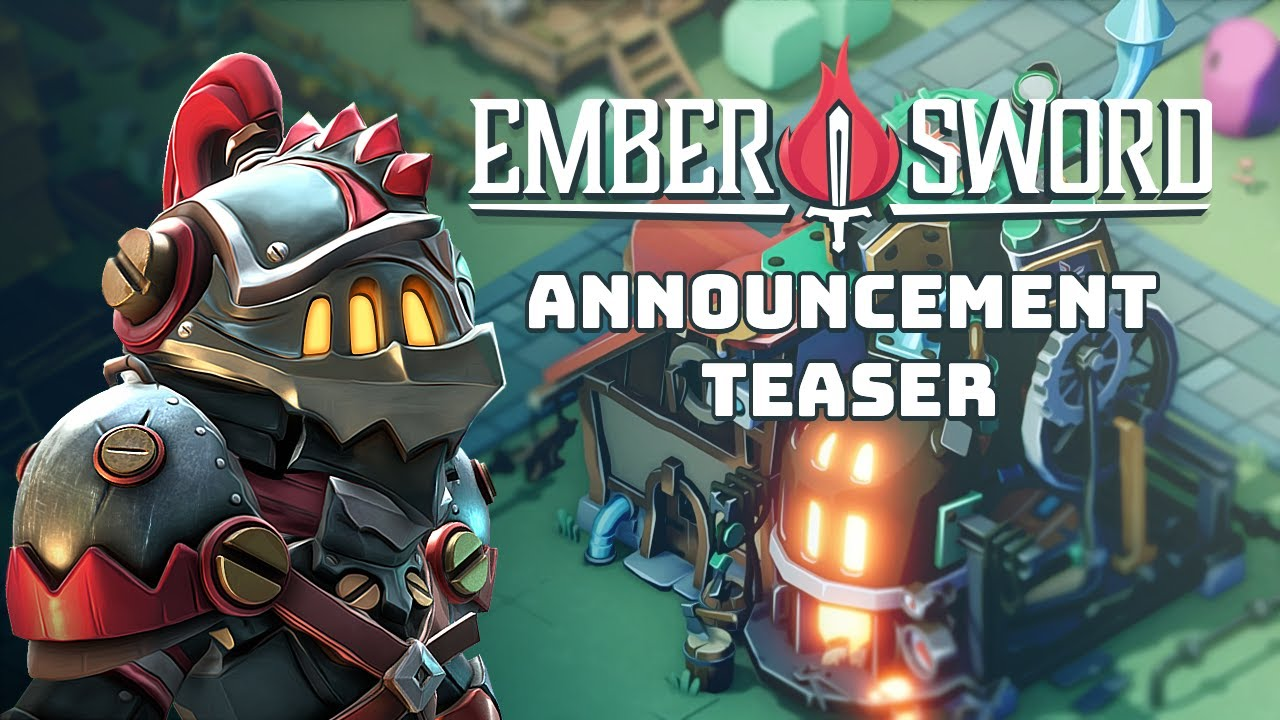 Couch Studios Announces a New Cross-Platform MMORPG Called Ember Sword