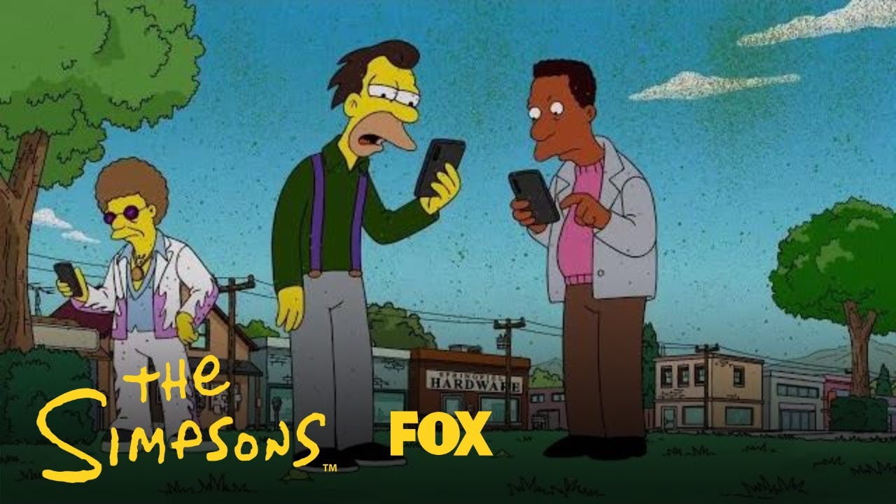 Wanna See a 'The Simpsons' 2018 Treehouse of Horror XXIX Clip?