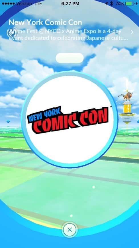 Pokémon GO Releases Special Pokémon at NYCC