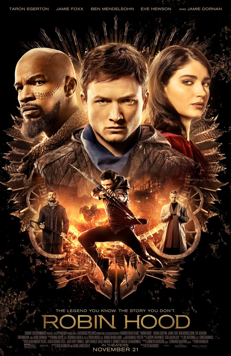 Watch Our Heroes Do Some Training in This New Robin Hood Clip - Bleeding Cool Ne...