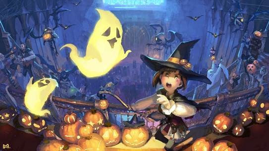 Final Fantasy XIV Gets Spooky with the All Saint's Wake Event