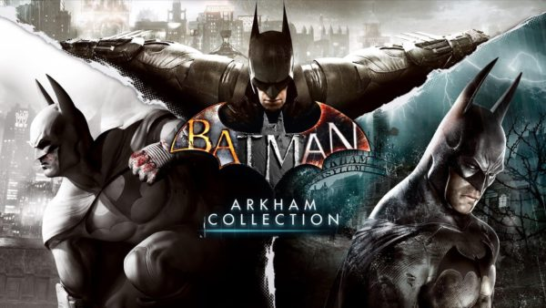 Several Batman Games Are Free In The Epic Games Store