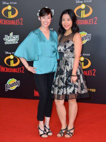 Becky Neiman-Cobb & Domee Shi