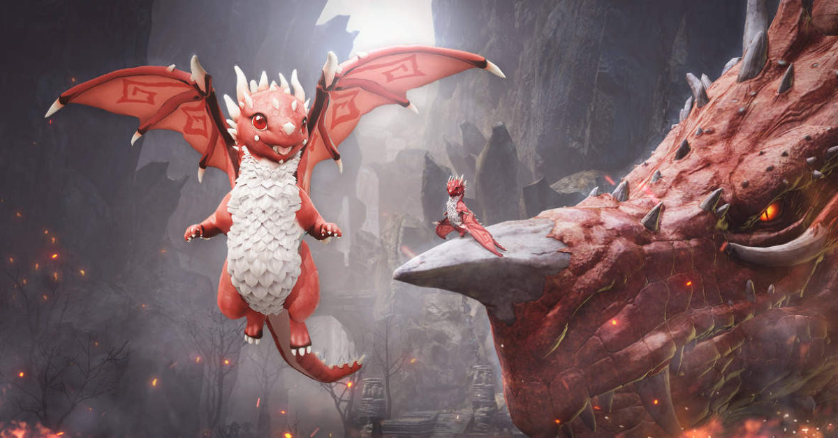 Black Desert Online Releases Their New Drieghan Expansion