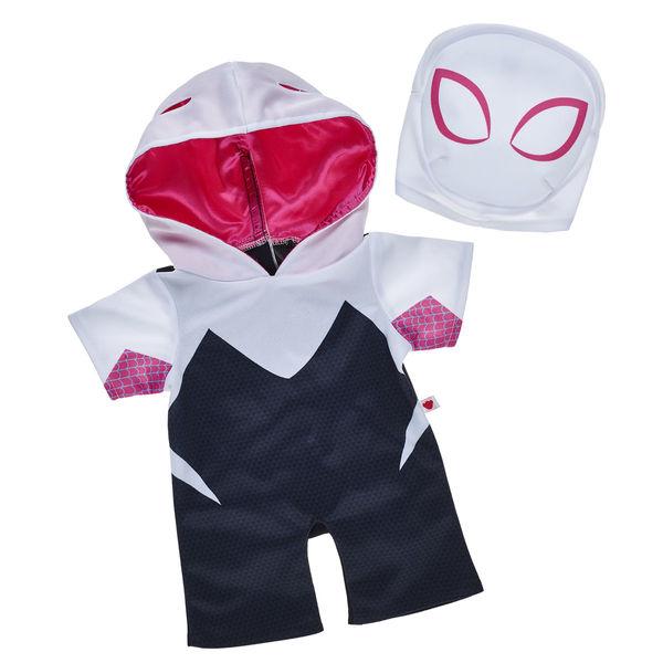 Build a Bear Spider-Verse Spider-Gwen Suit