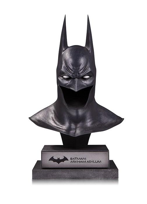 DC Collectibles Batman Arkham Asylum Cowl Bust