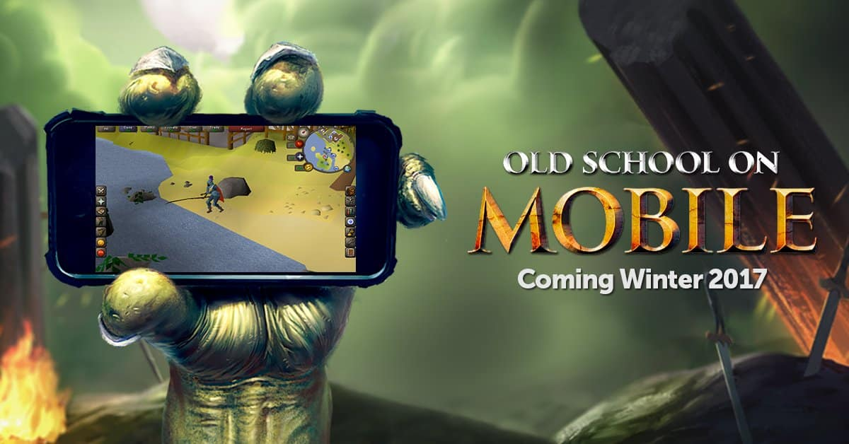 For Better or Worse, Old School Runescape Mobile is the Same