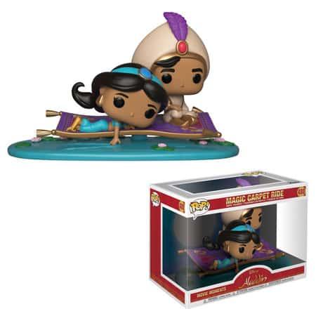 Funko Aladdin Movie Moment Carpet Ride