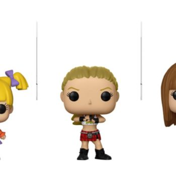 Funko Rousey Collage