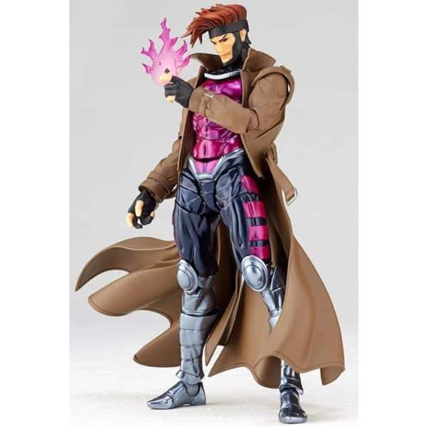 Gambit Revoltech Figure 1