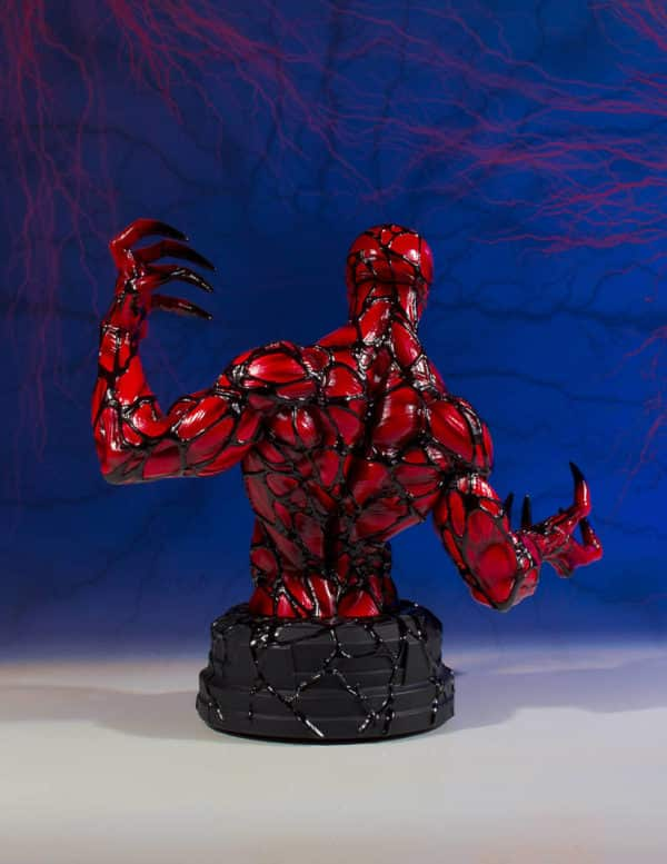 Gentle Giant Marvel Carnage Bust 3