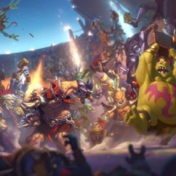 Hearthstone Announces Rastakhans Rumble During BlizzCon