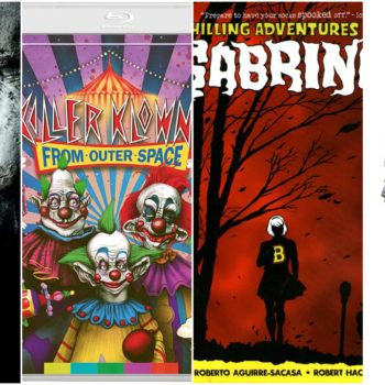 Horror Gift Guide Collage