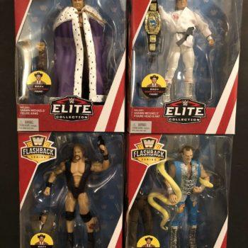 Mattel WWE Flashback Elites 1