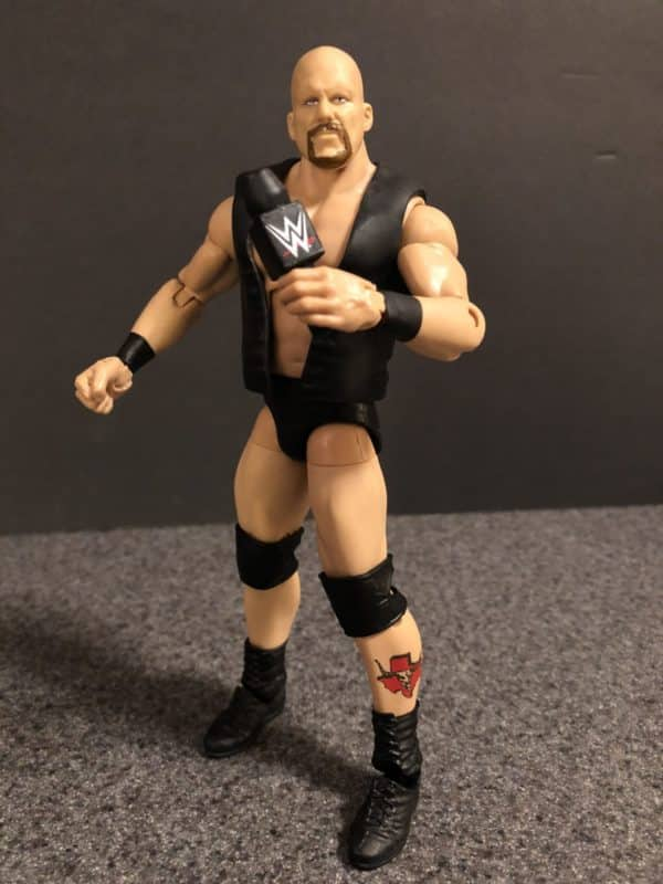 Mattel WWE Flashback Elites 2