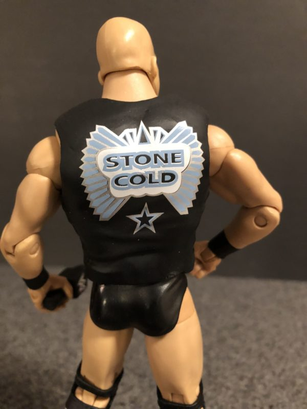 Mattel WWE Flashback Elites 4