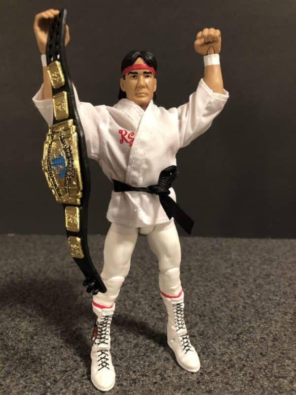 Mattel WWE Flashback Elites 5