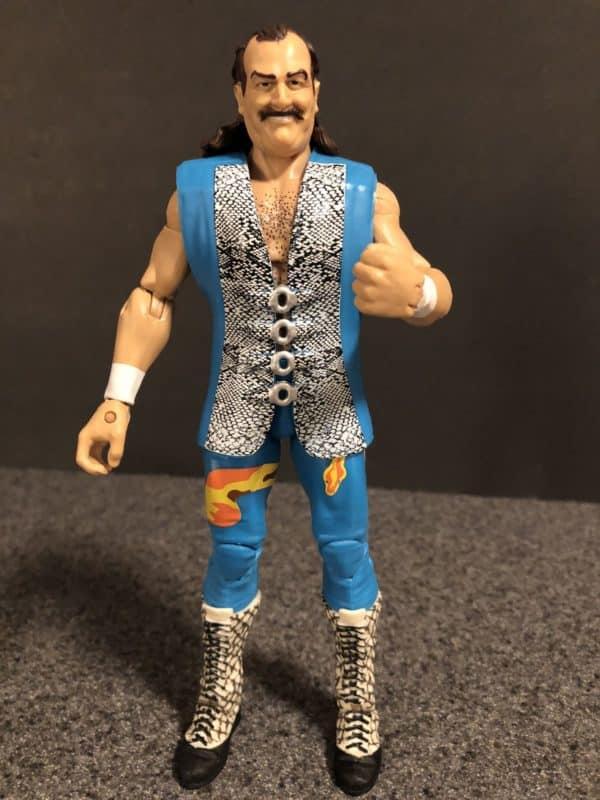 Mattel WWE Flashback Elites 9