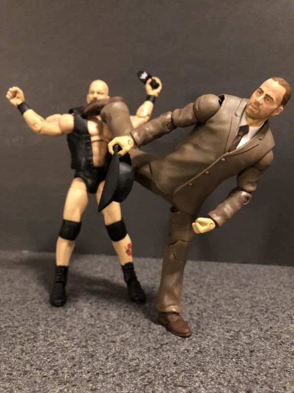 Mattel WWE Flashback Elites 21