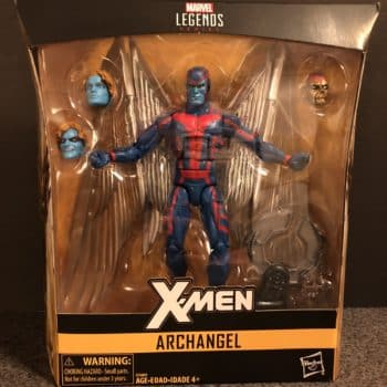Marvel Legends Archangel 1