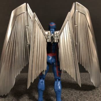 Marvel Legends Archangel 7