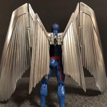 Marvel Legends Archangel 7